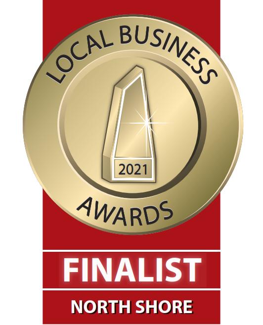 Business awards finalist 2021